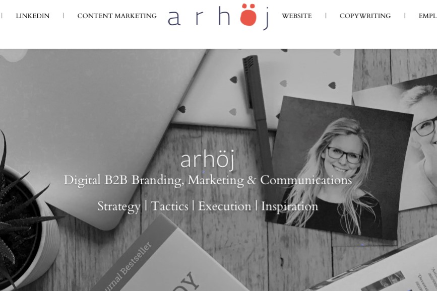 Arhöj | Digital B2B Branding, Marketing & Communications